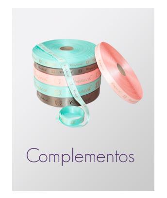 Selección de complementos de packaging para joyería